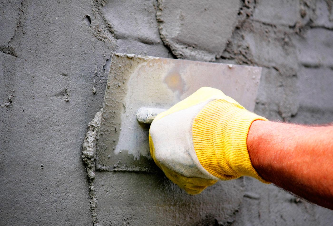 Известково-цементная штукатурка
