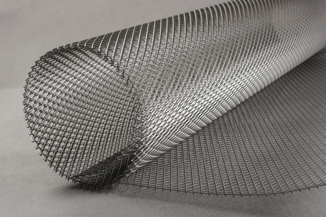 Штукатурная сетка из металла