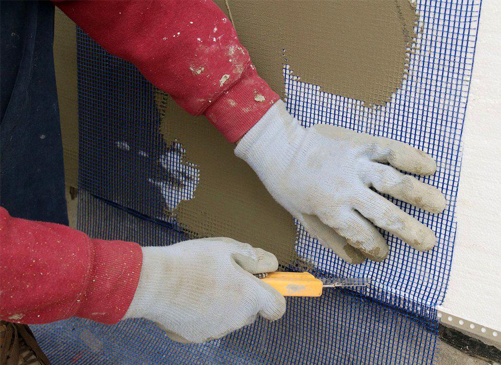 Фото сетки из пластика