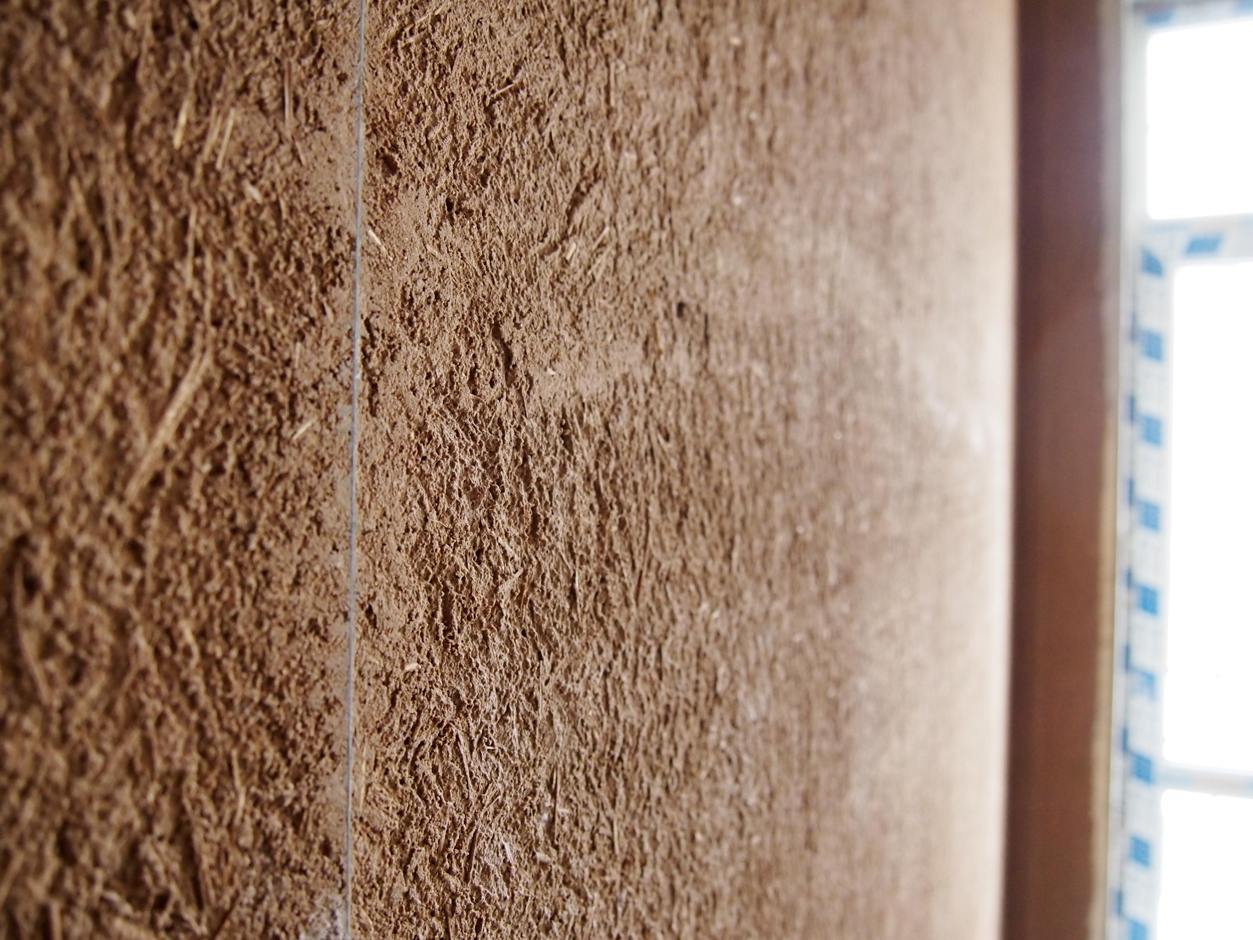 Глиняная штукатурка