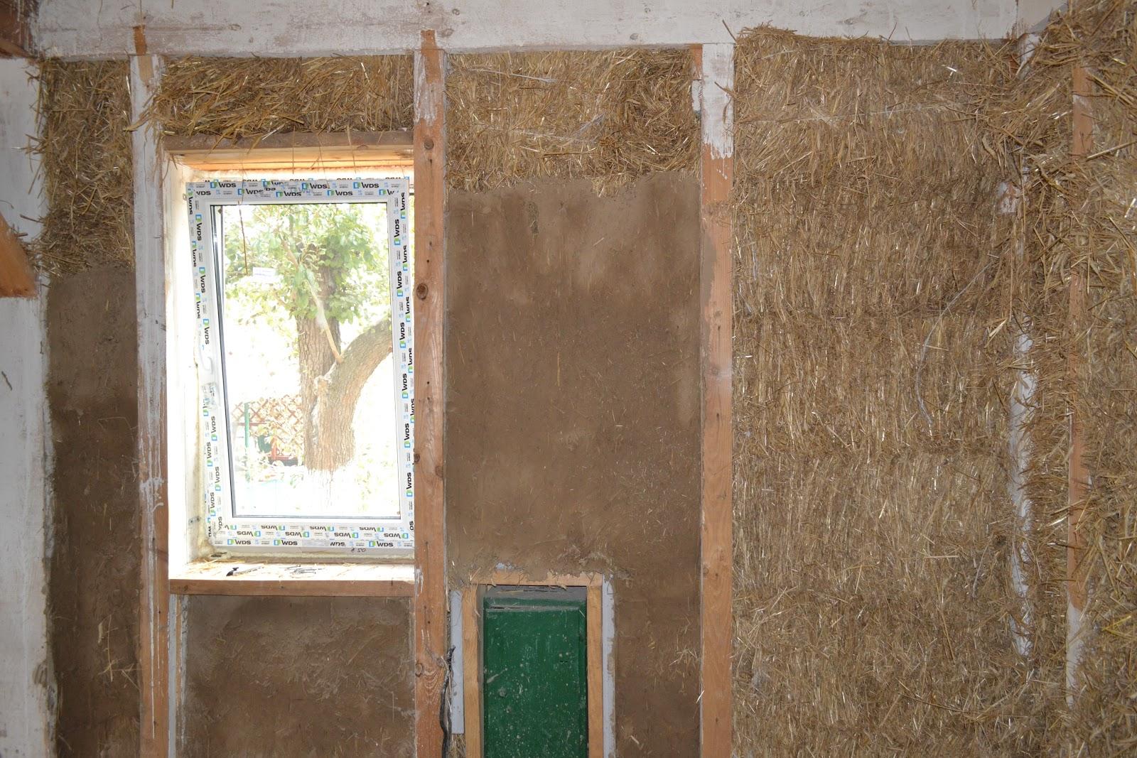 Штукатурка деревянных стен