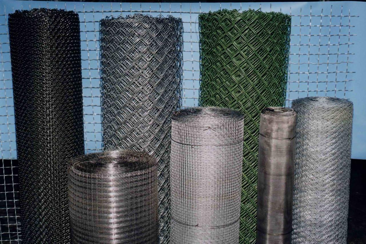 Штукатурная сетка из разных материалов