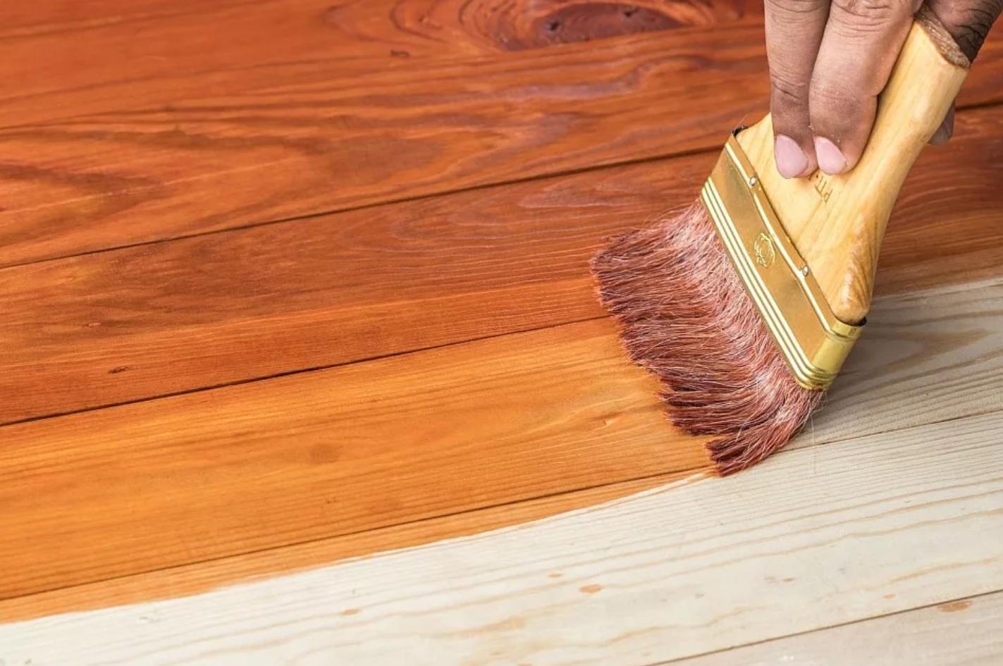 Алкидная краска для дерева