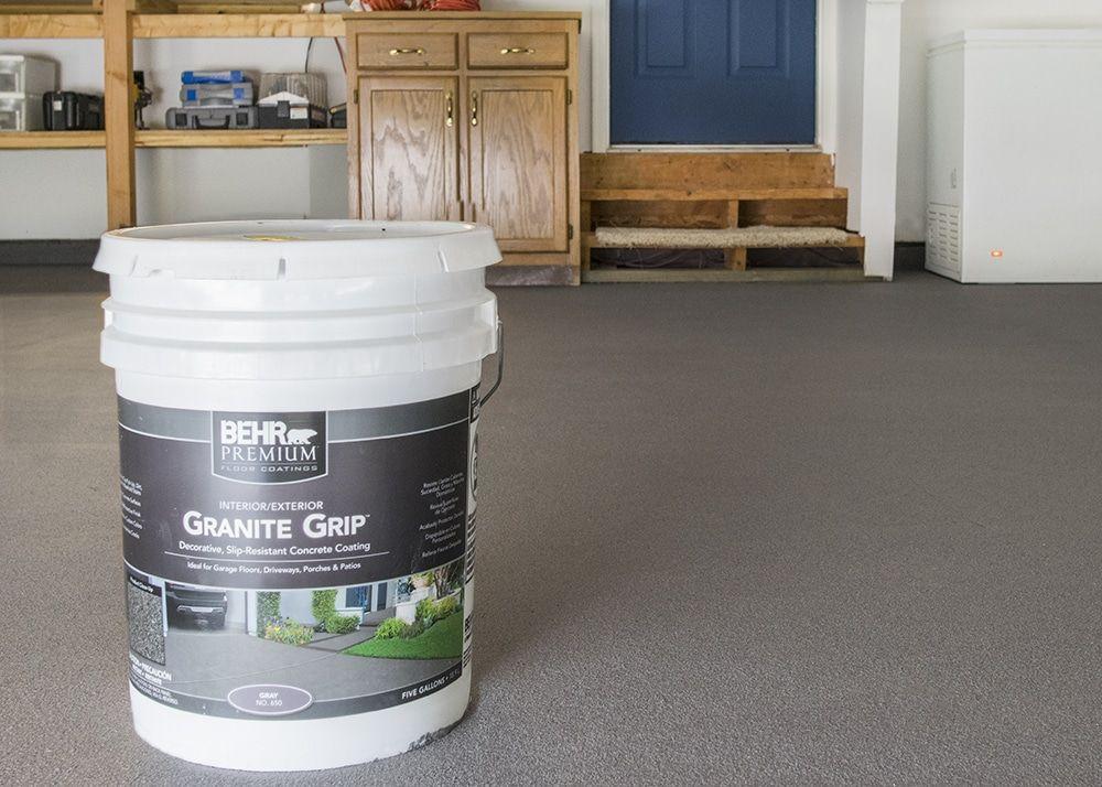 Краска BEHR Granite Grip