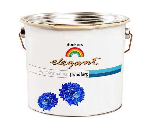 Краска Beckers Elegant Grundfarg
