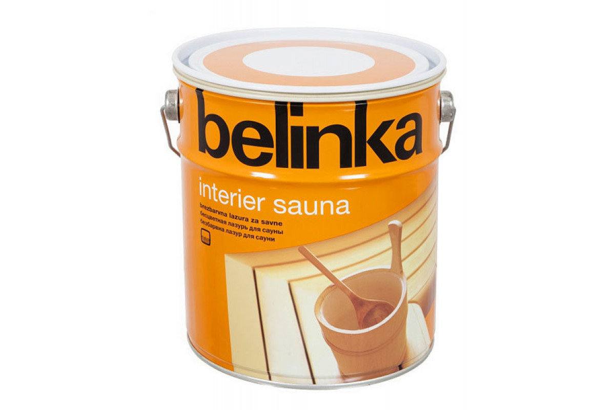 Фото краски Belinka