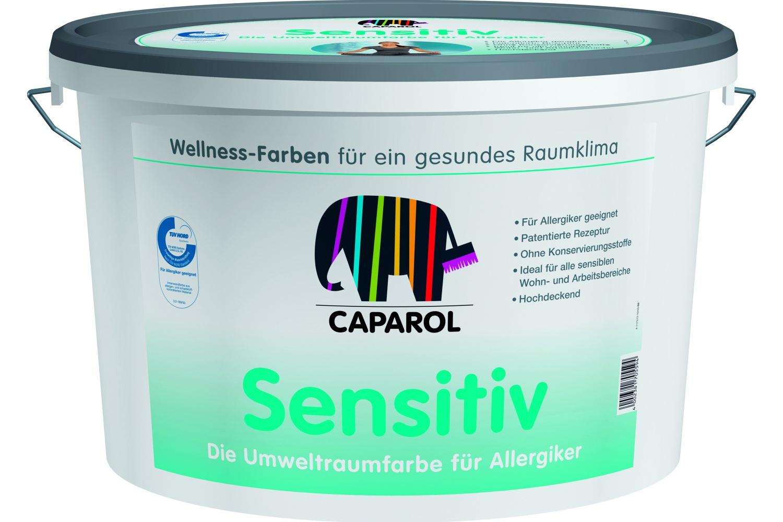 Краска Caparol Sensitiy