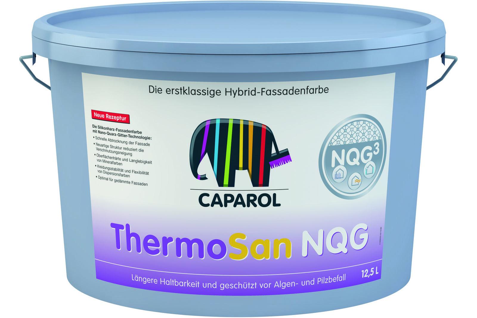 Краска Caparol ThermoSan NQC