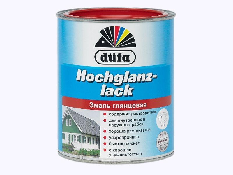 Краска Dufa Hochglanzlack