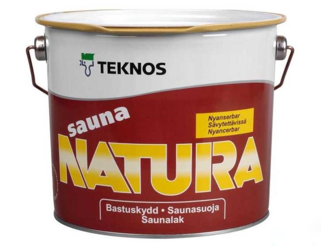 Пропитка Teknos sauna natura