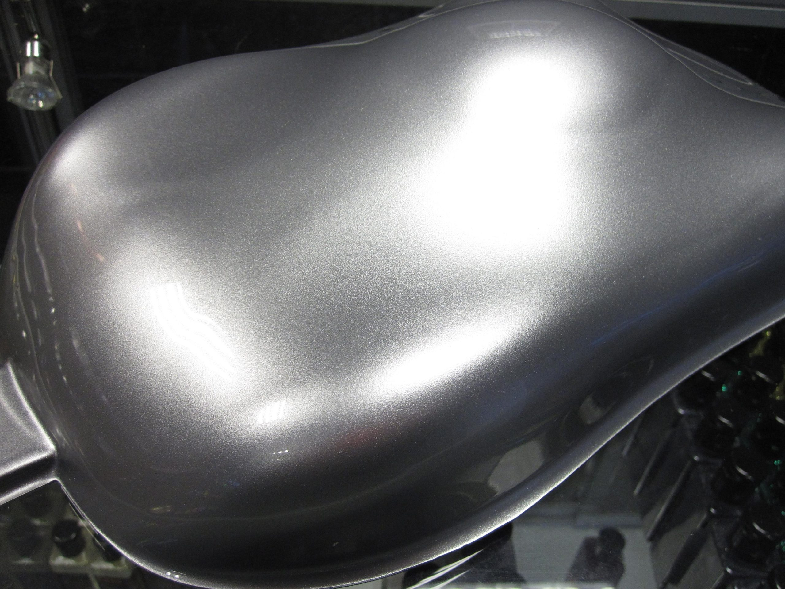 Серебрянка по металлу