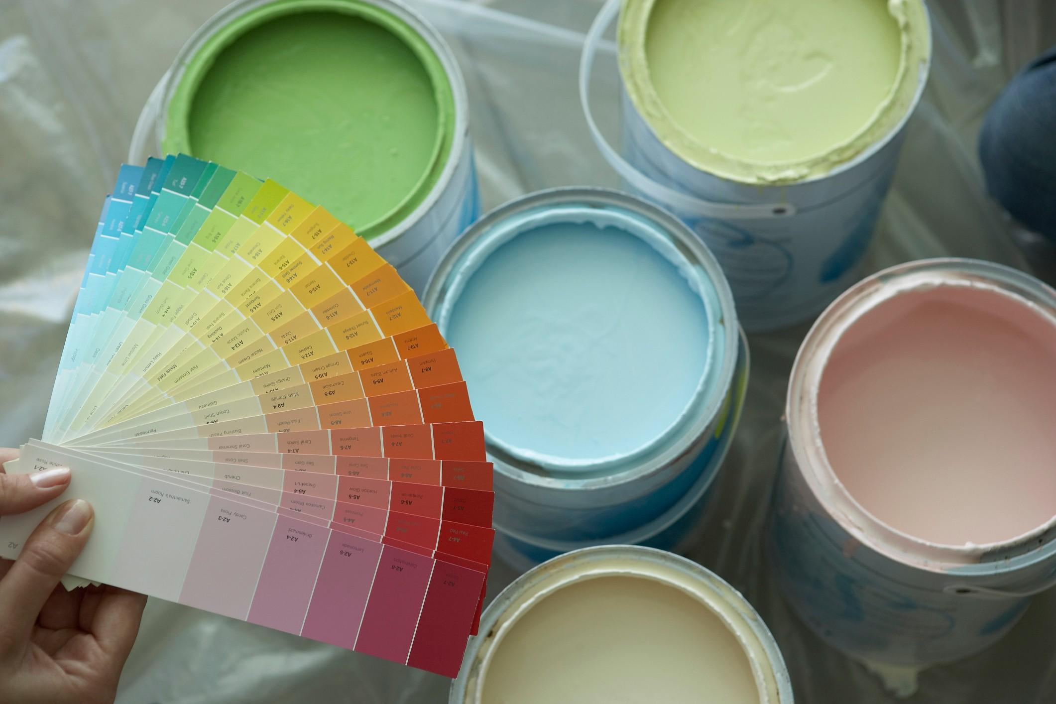 Колеровка для красок