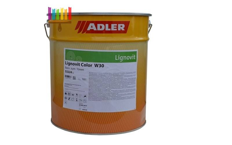 Краска Adler Lignovit Color