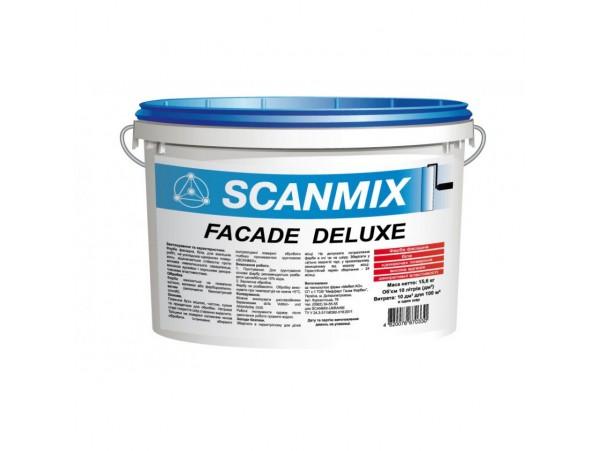 Краска Facade Deluxe Scanmix