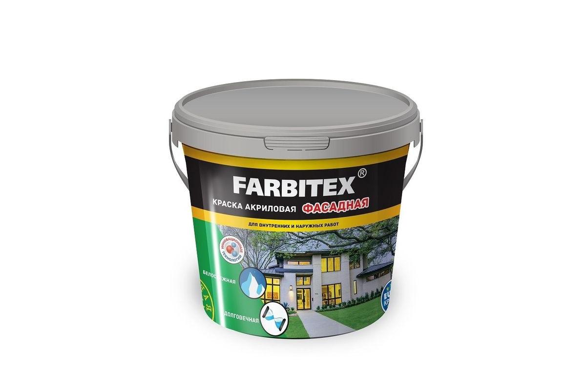 Краска Farbitex