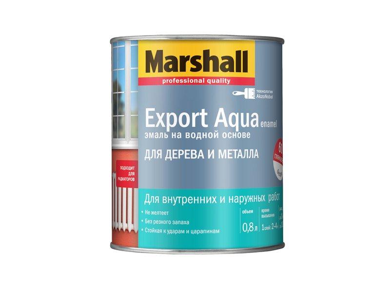 Краска Marshal Export Aqua