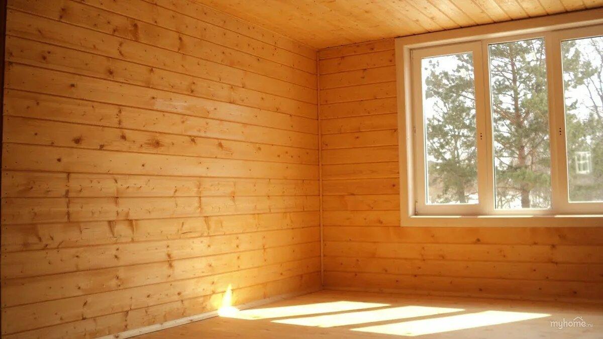Фото деревянных стен