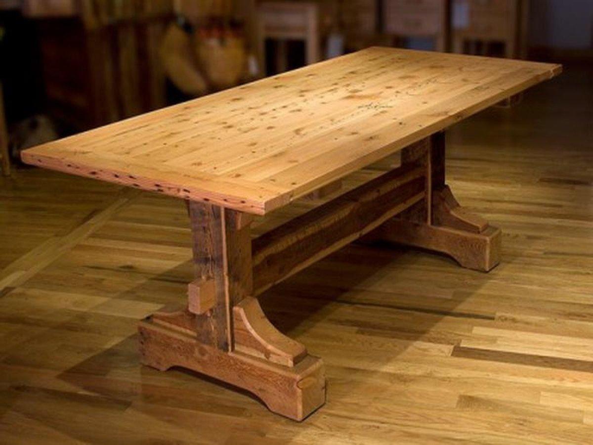 Фото деревянного стола
