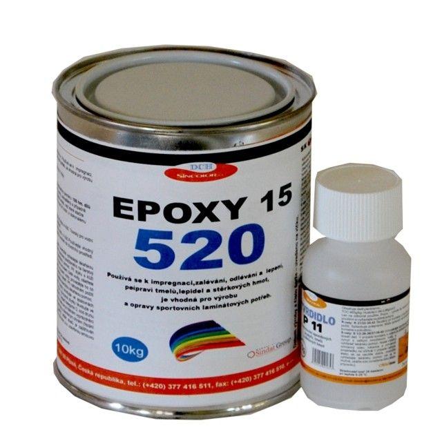 Эпоксидная смола CHS Epoxy 520