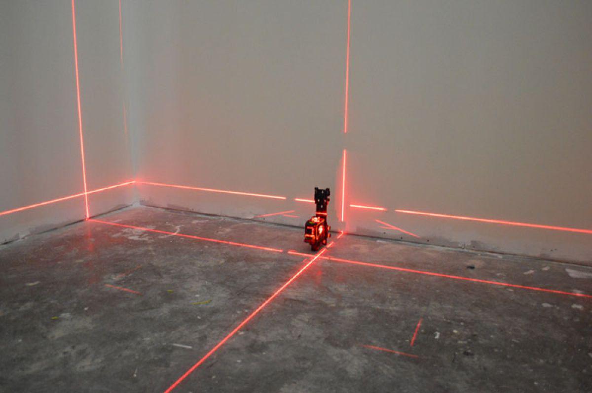 Лазерный уровень для маяков