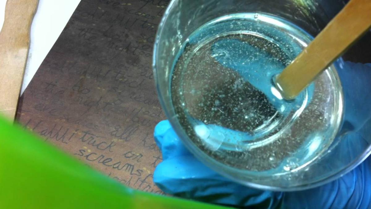 Приготовление жидкого стекла