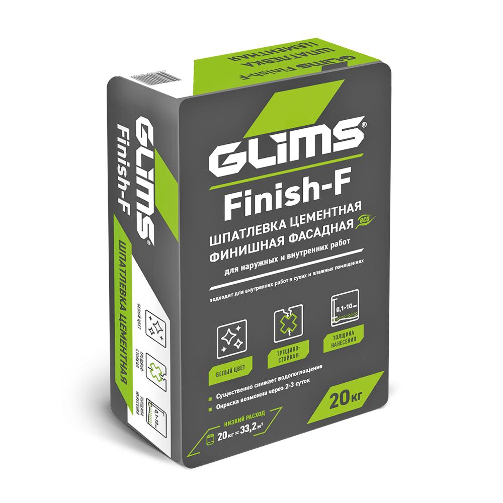 Шпаклевка GLIMS Styro Prime