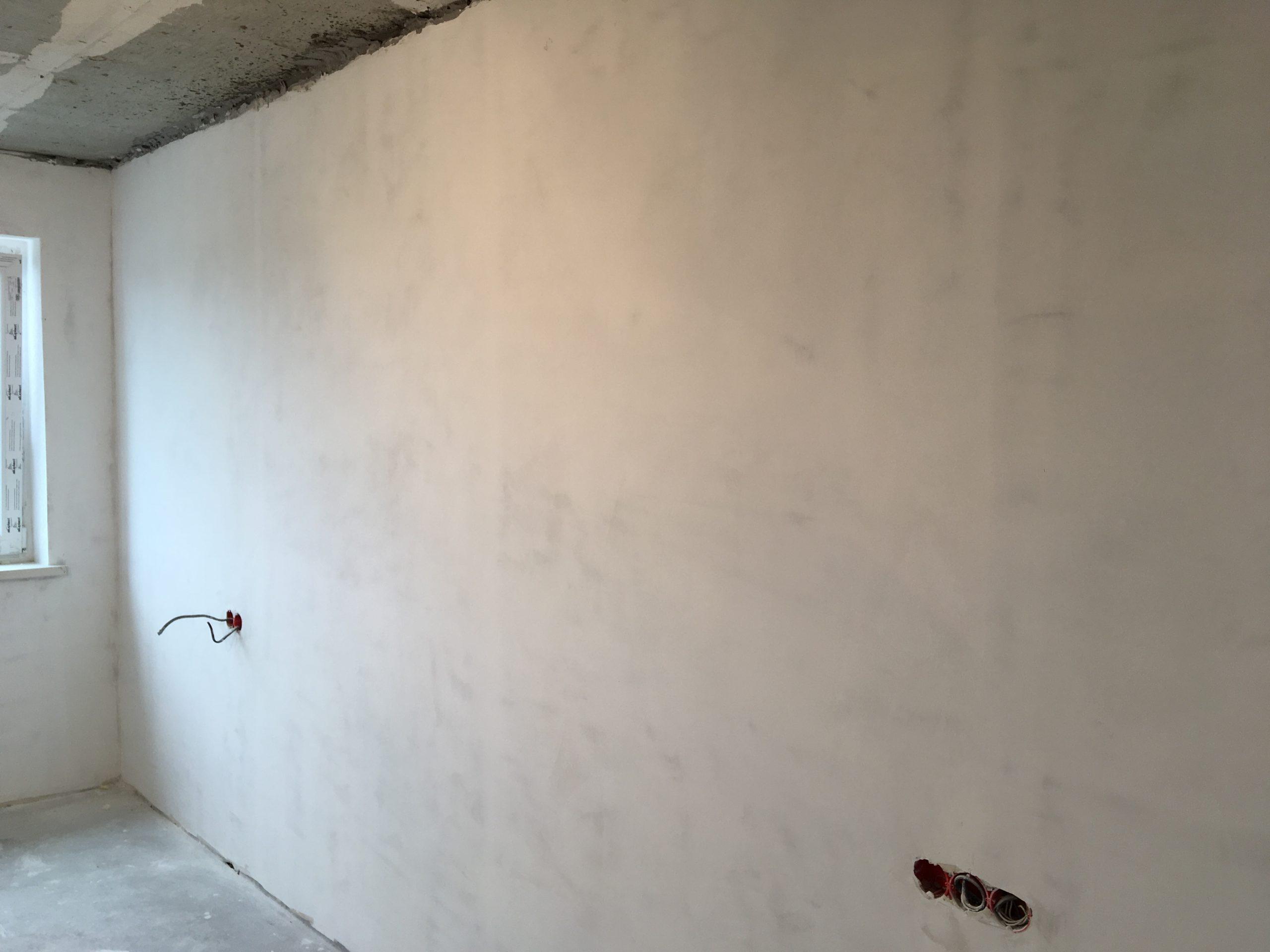 Стены под жидкие обои