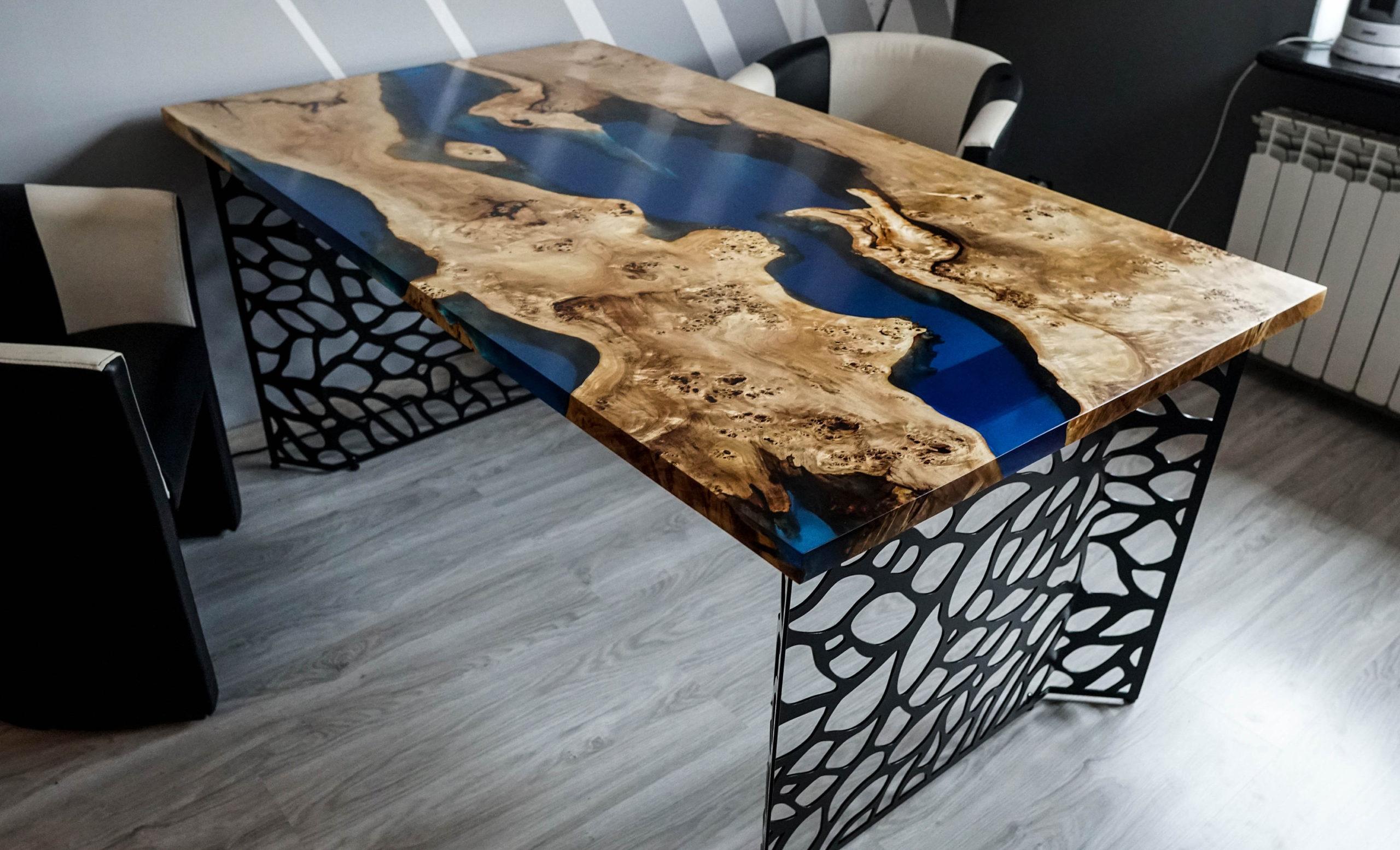 Фото стола на кухне