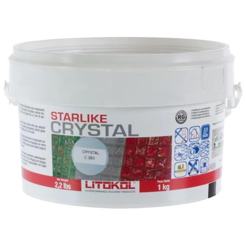 Затирка Litokol Starlajk C. 350 Kristal