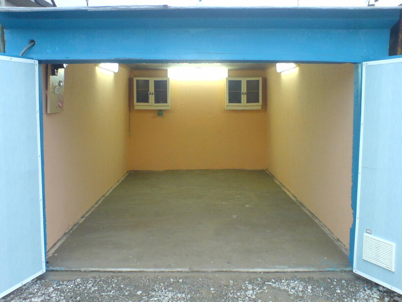 Неотапливаемый гараж