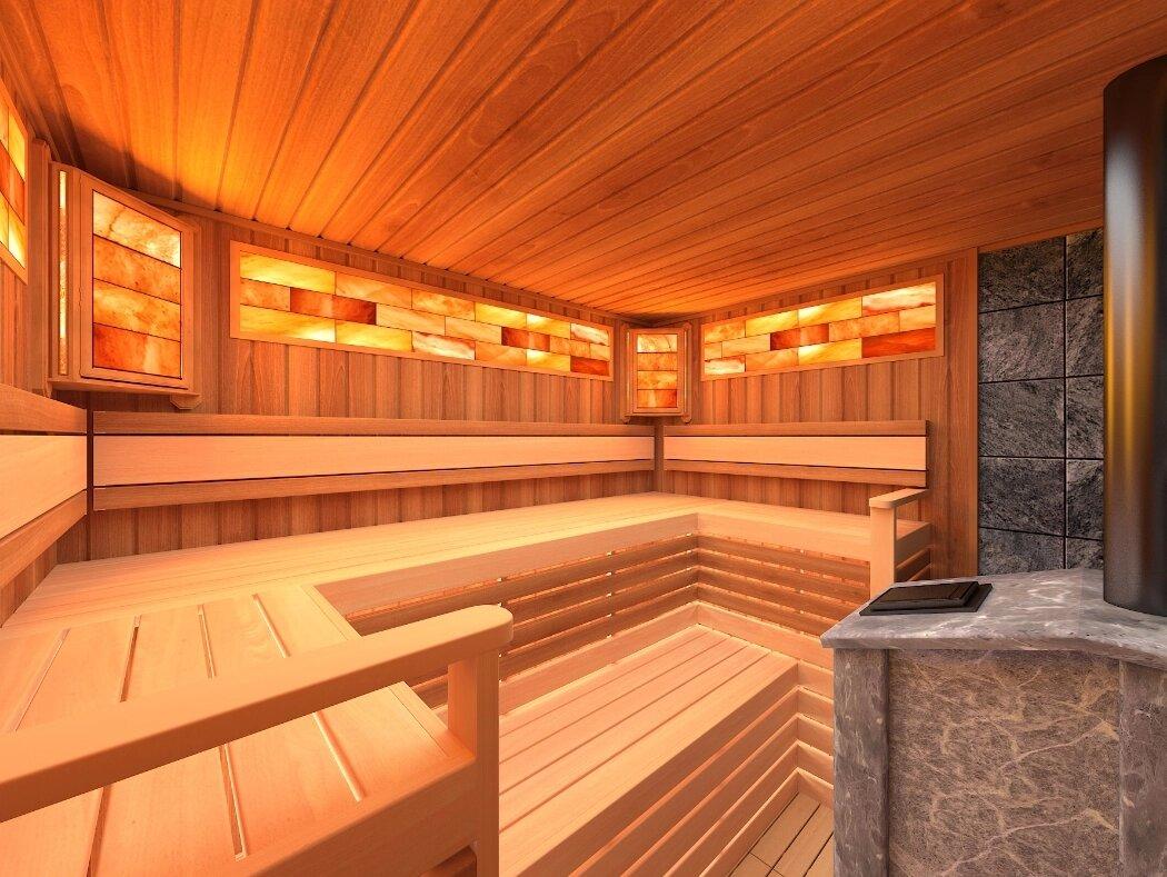 Парная бани