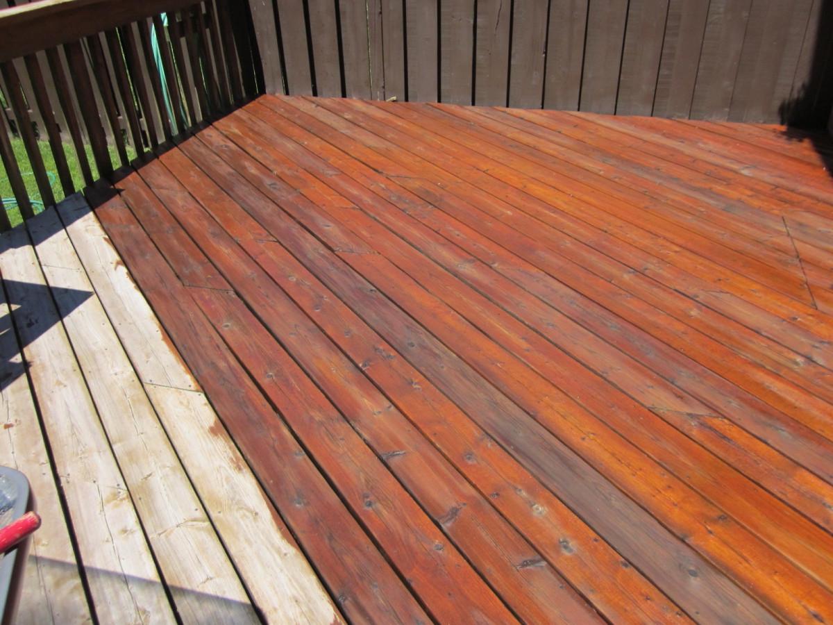 Пропитка деревянного пола