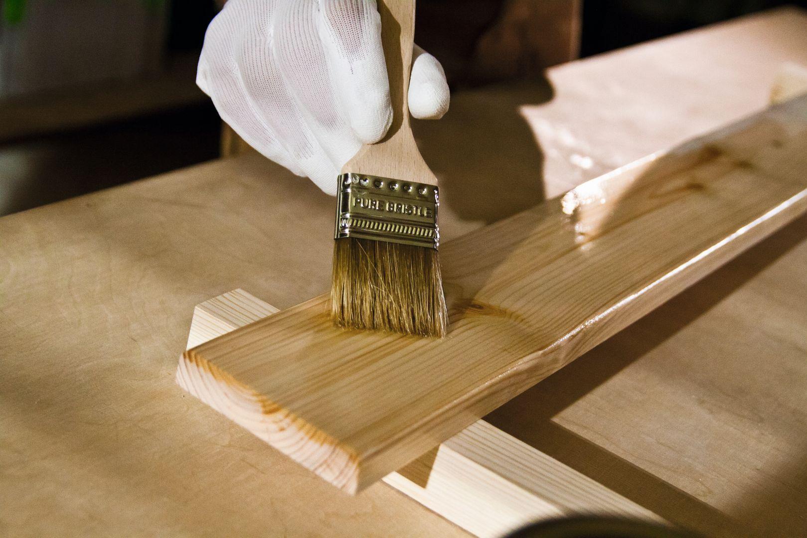 Фото пропитки древесины