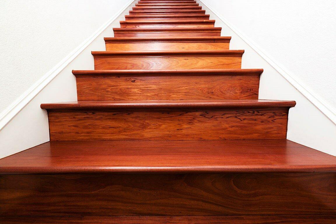 Фото ступенек лестницы