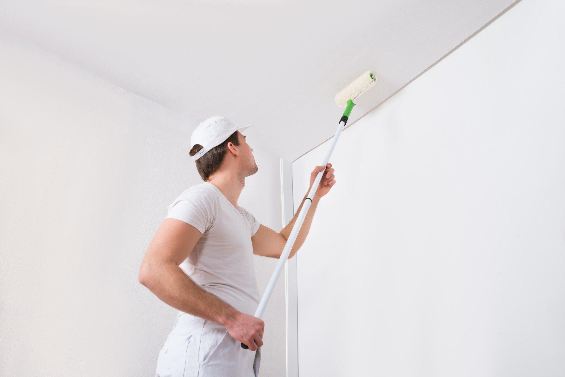 Валик для потолка