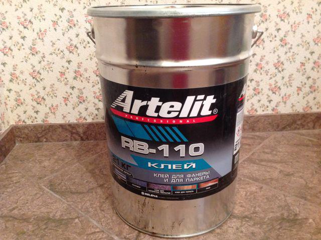 Клей Artelit RB 110