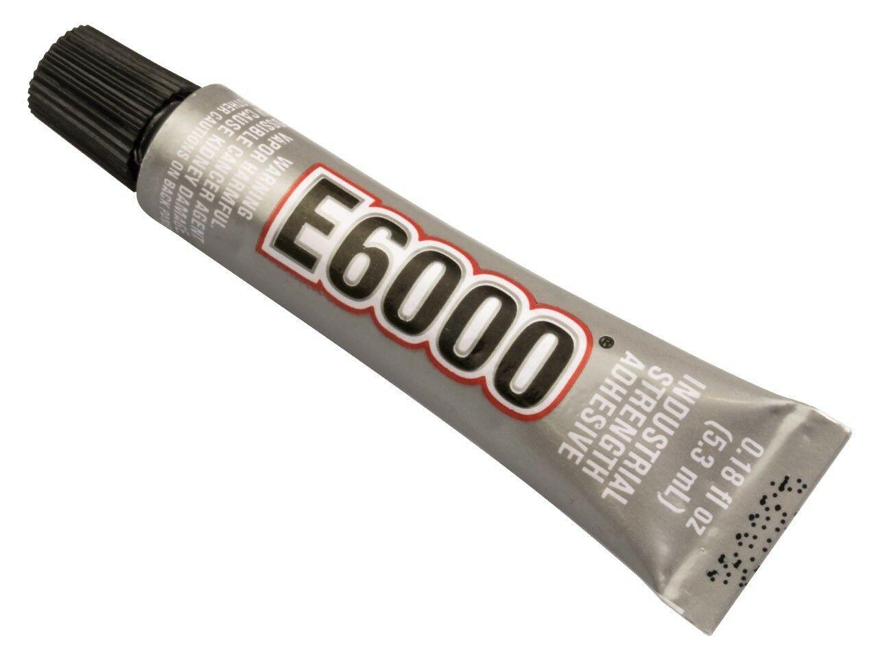 Клей E 6000