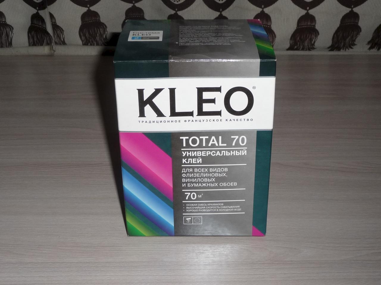 Клей Kleo Total