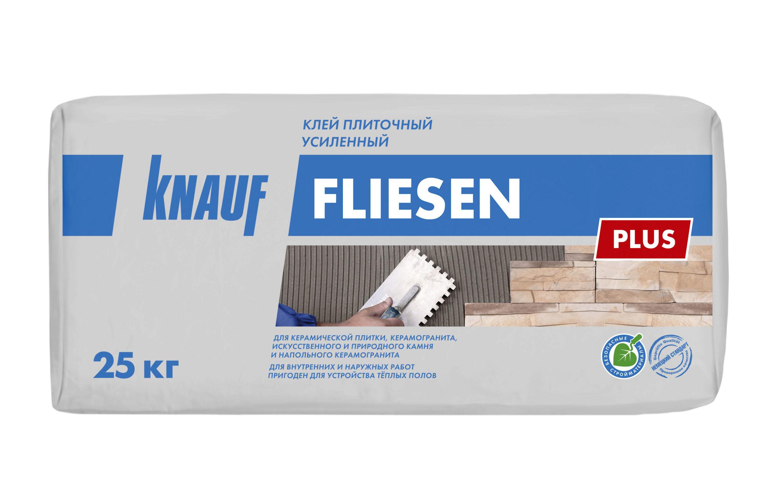Клей Knauf Fliesen Plus