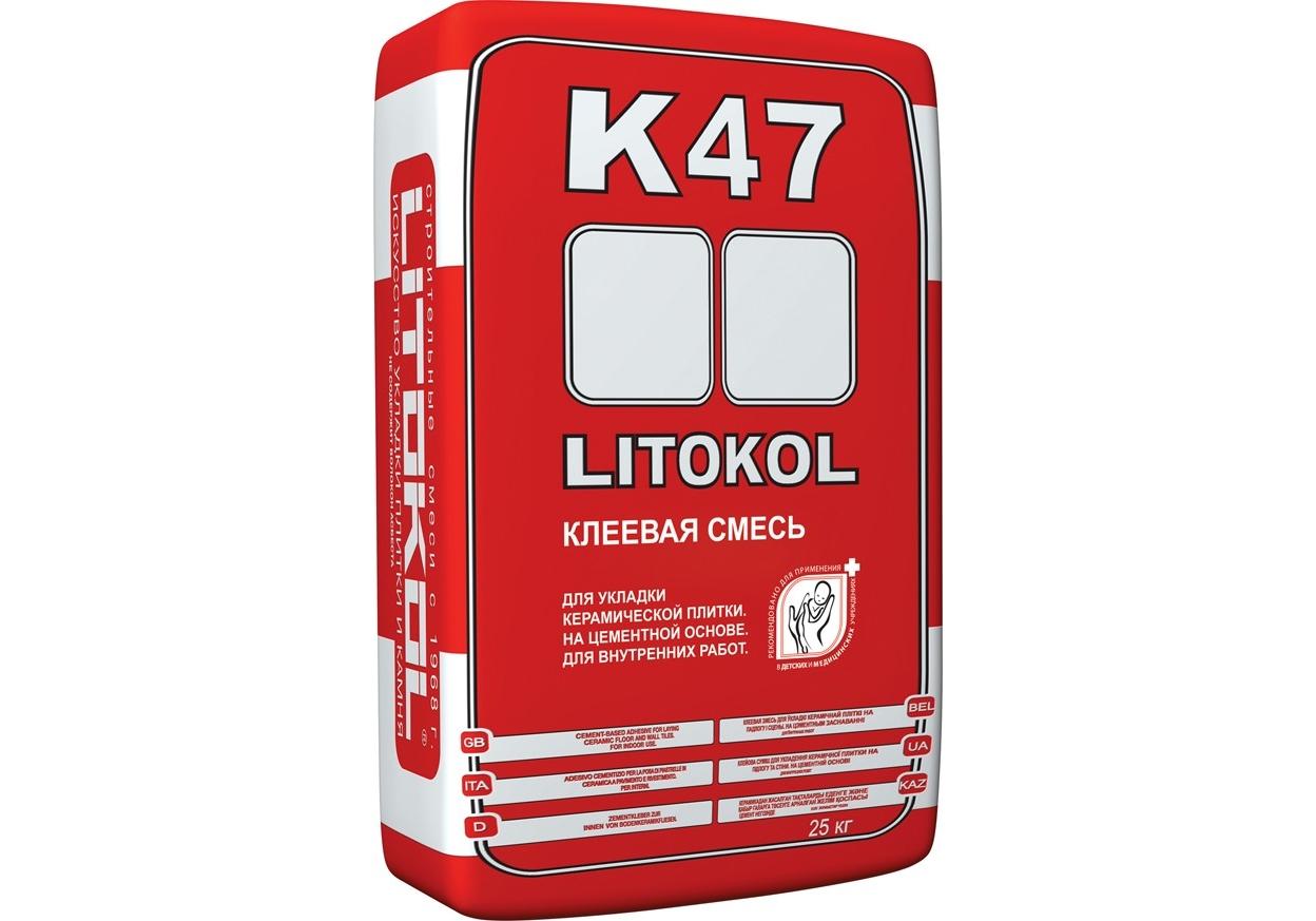 Фото клея Litokol