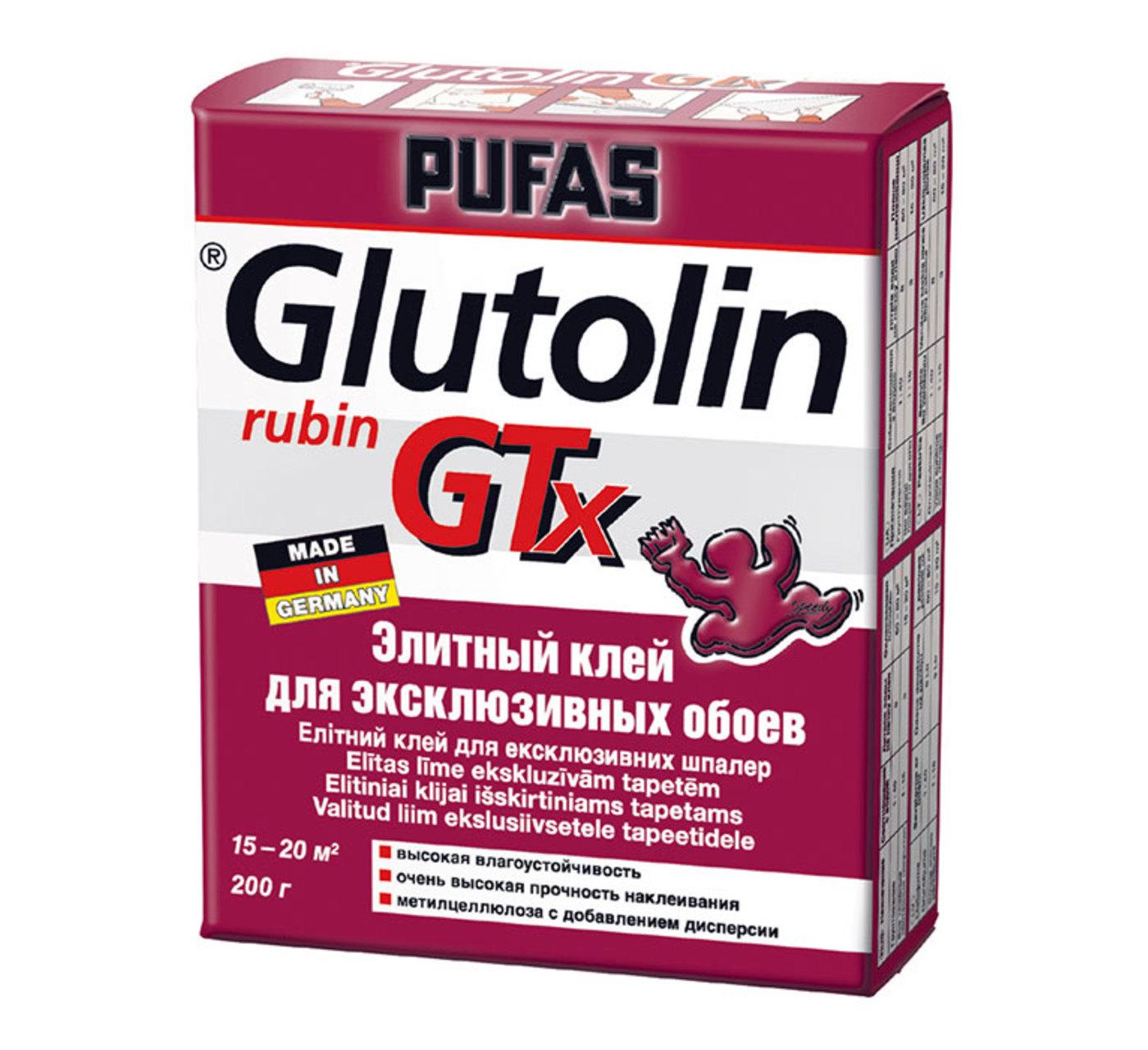 Клей Pufas Glutolin