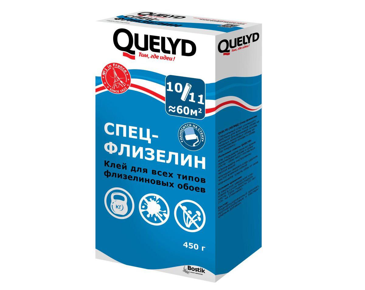 Клей Quelyd Спец-флизелин