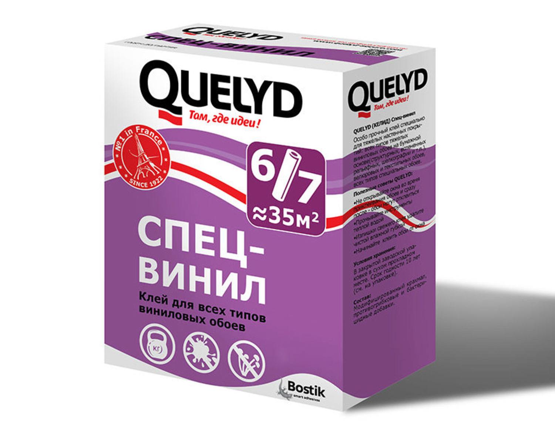 Клей Quelyd Спец-винил