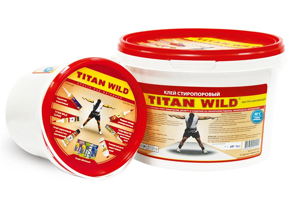Клей-мастика «Titan»