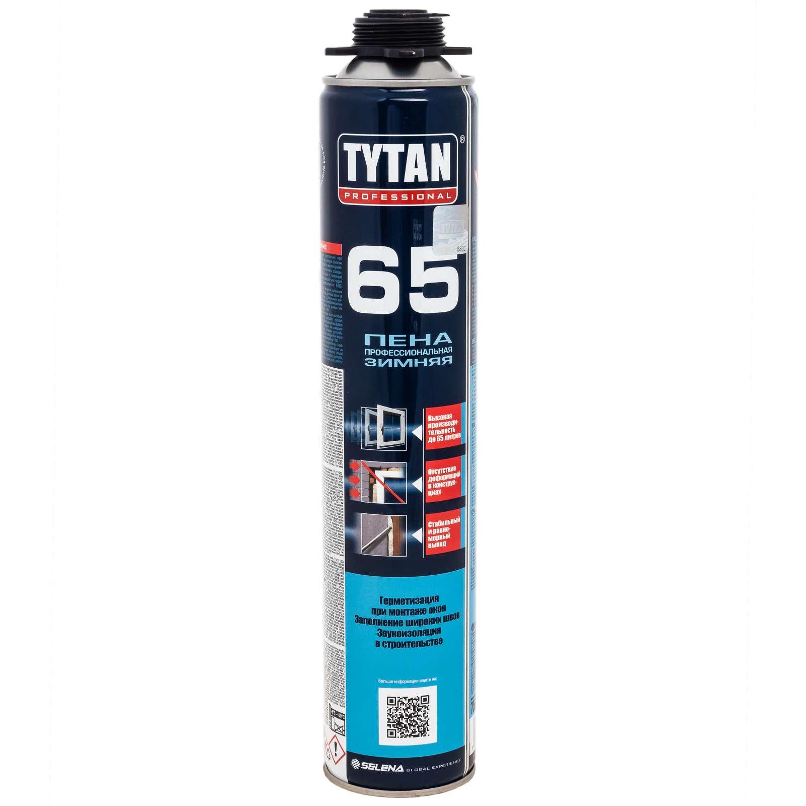 Клей-пена «Titan»