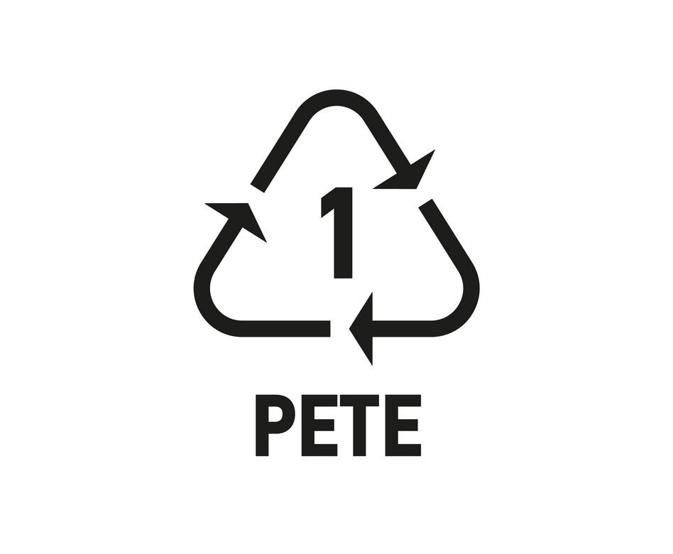 Маркировка PETE