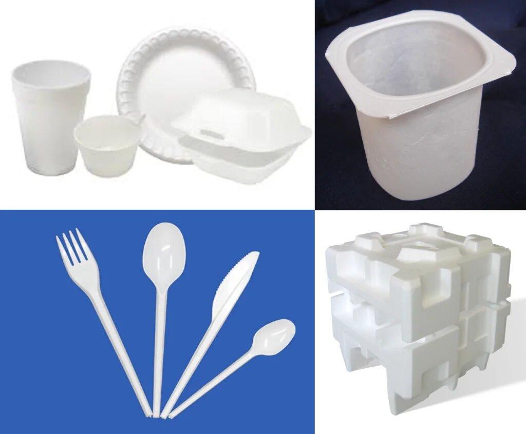 Пластик PS