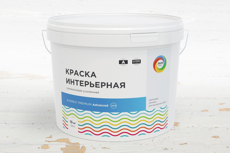 Акрилово-силиконовая краска