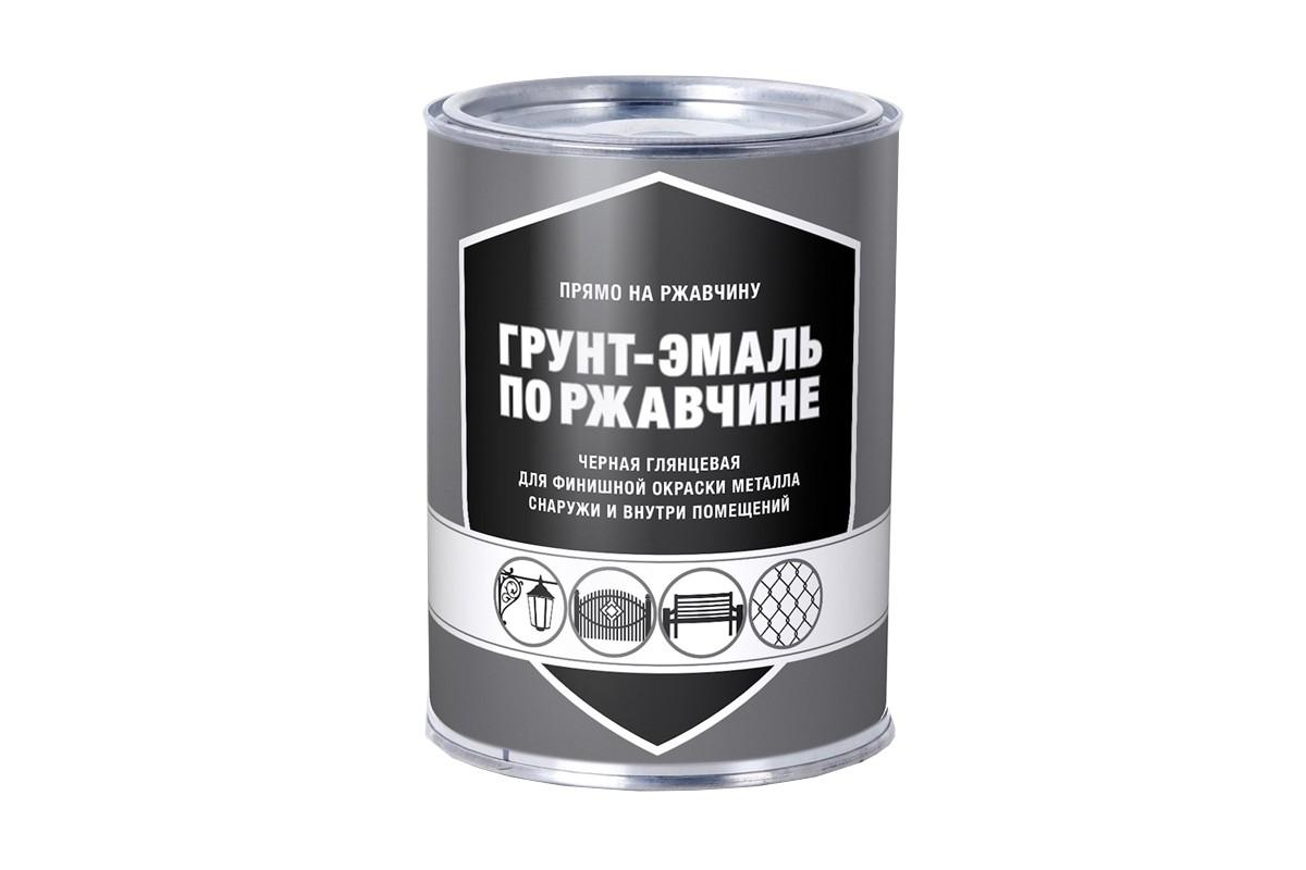 Грунт-эмаль для металла