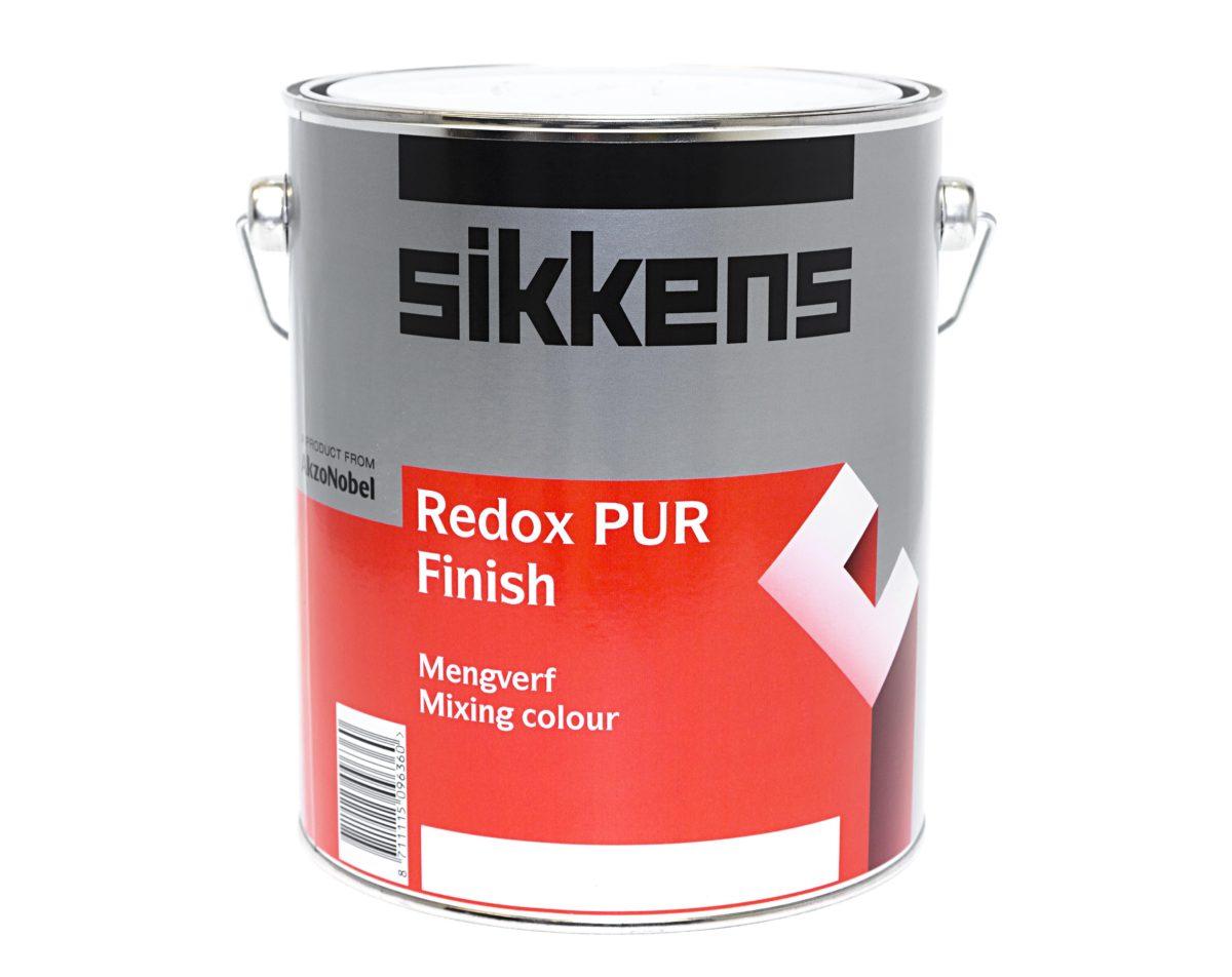 Фото краски Sikkens Redox